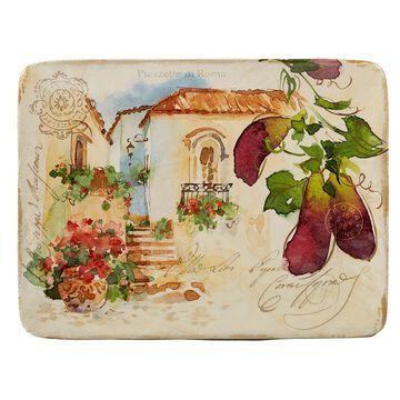 Certified International Piazzette Rectangular Platter