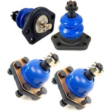 SET-MEMK5289 Mevotech Ball Joint k5289 Front, Driver and Passenger Side, Upper and Lower greasable mevotech supreme