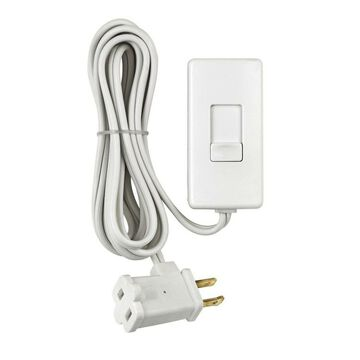 Leviton R12-TBL03-10W Plug-In Lamp Dimmer