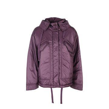 Aspesi Coats Purple