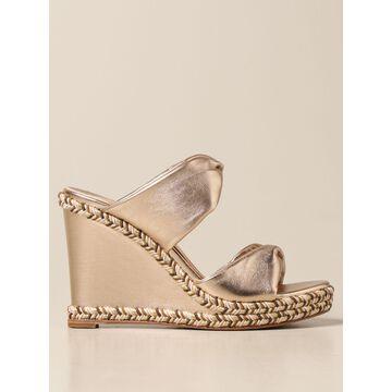 Wedge shoes women Aquazzura