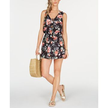 French Valley Printed Swim Cover-Up