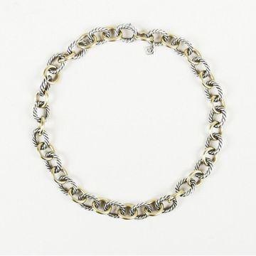 David Yurman Silver Silver Necklace