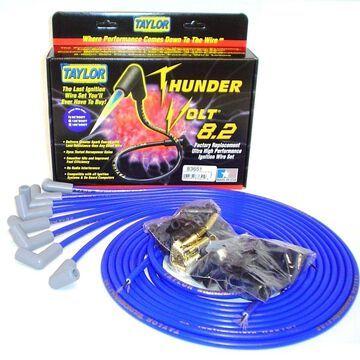 Taylor Cable 83651 ThunderVolt 8.2mm Ignition Wire Set
