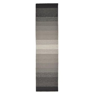 Trans Ocean Ravella Ombre 2258/47 Outdoor Rug, Charcoal, 2'0