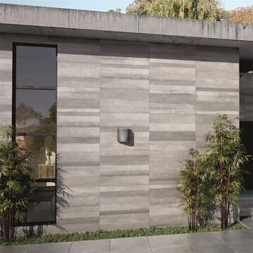 SomerTile 17.625x35.375-inch Agrinio Grand Gris Porcelain Floor and Wall Tile (12 tiles/53.07 sqft.)