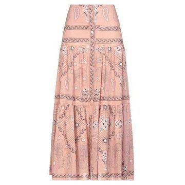 SANDRO Long skirt