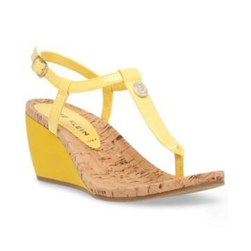 Anne Klein Italia Wedge Sandals