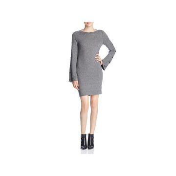 Three Dots Womens Sweaterdress Brushed Fleece