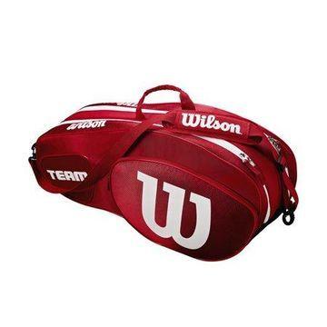 Wilson Team III 6-Racket Pack