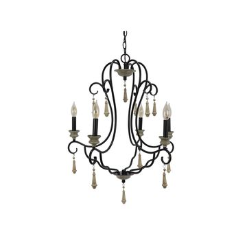 Decor Therapy Chandelier