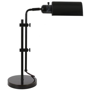 Decor Therapy Adjustable Pharmacy Table Lamp