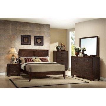 Espresso Acme Furniture Madison Bed