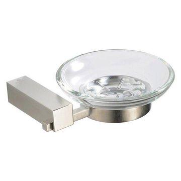 Fresca Ottimo Soap Dish, Brushed Nickel