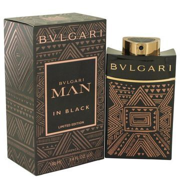 Bvlgari Man in Black Essence by Bvlgari Eau De Parfum Spray 3.4 oz