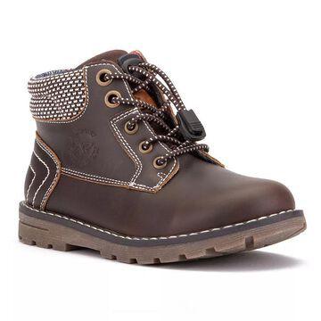 Xray Preston Toddler Boys' Ankle Boots, Toddler Boy's, Size: 5 T, Brown