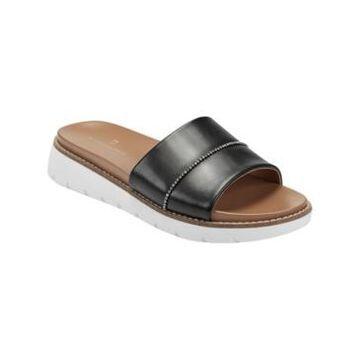 Bandolino Women's Aubree Slip-on Platform Slide Sandals Women's Shoes