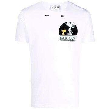 Iceberg T-shirts and Polos White