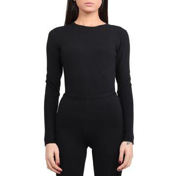 Azzedine Alaia Black Bodysuit