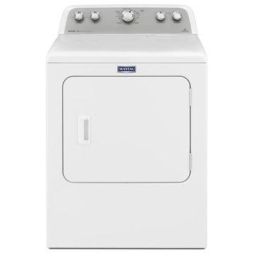 Maytag White Bravos Electric Dryer