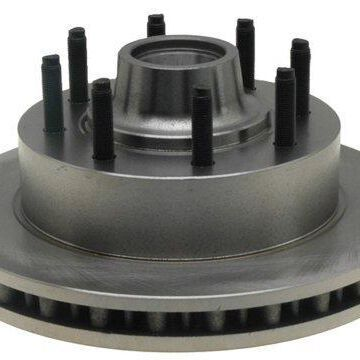 Disc Brake Rotor and Hub Assembly-Professional Grade Front Raybestos 680215R