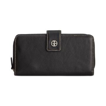 Giani Bernini Softy Leather All In One Wallet, Created for Macy's