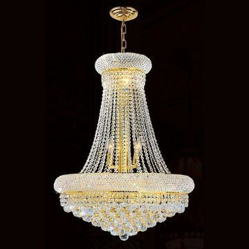 Worldwide Lighting W83035G24 Empire 14 Light 24