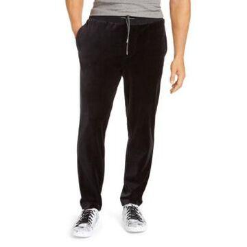 Tasso Elba Men's Velour Pants, Created For Macy's