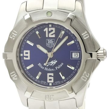 Tag Heuer Blue Steel Watches