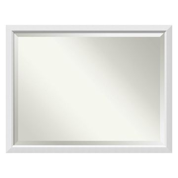 Amanti Art Blanco Bathroom Mirror