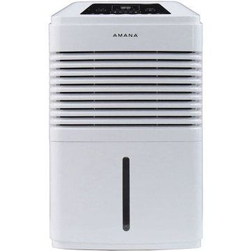 Amana AMAD501AW High Efficiency 50 Pint Dehumidifier