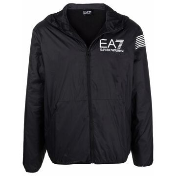 EA7 Jackets Black