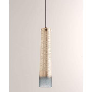 Laura Kirar For Arteriors Bilnao Fishtail Pendant Light