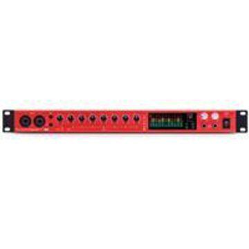 Focusrite Clarett 8Pre USB 18-In/20-Out Audio Interface
