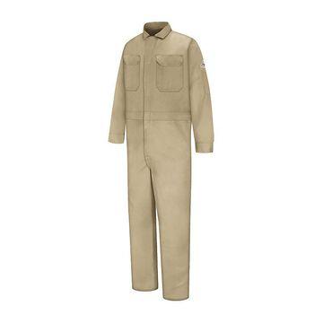 Bulwark Long Sleeve Workwear Coveralls-Big and Tall