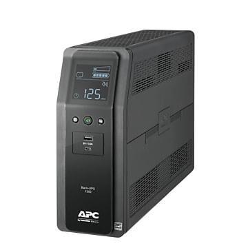 APC Back-UPS Pro BN 1350VA/810 Watts, 10-Outlets, 2 USB Charging Ports, AVR, LCD interface (BN1350M2)