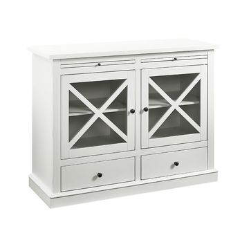 Crosley Jackson Accent Cabinet