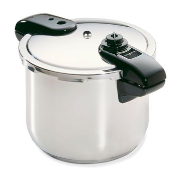 Brand New Presto 01370 8-Quart Stainless Steel Pressure Cooker