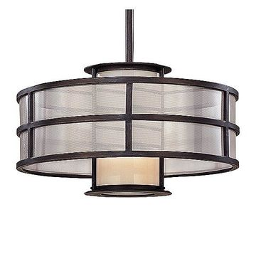 Discus Pendant by Troy Lighting
