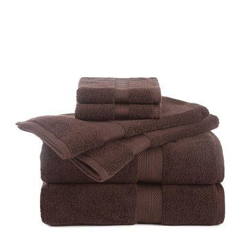 Martex Abundance 6-pc. Solid Bath Towel Value Pack