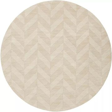 """Artistic Weavers Central Park Carrie 9' 9"""" Round Area Rug In Ivory"""