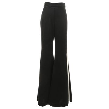 Ellery Black Synthetic Trousers