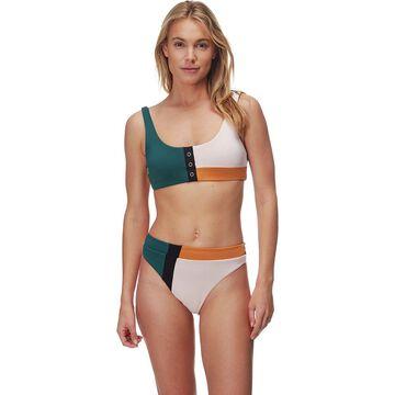 Seafolly Aralia Hi-Rise Bikini Bottom - Women's