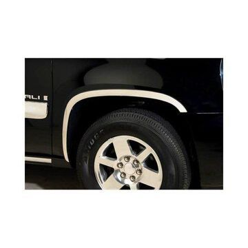Putco 97158 Fender Trim, Polished Full design