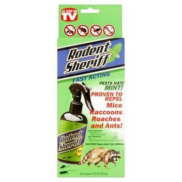 Rodent Sheriff Fast Acting Spray, 8 oz, As Seen on TV