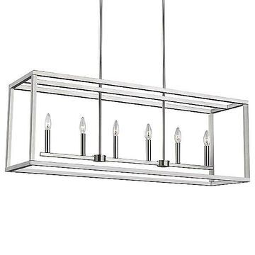 Moffet Street Linear Suspension by Sea Gull Lighting