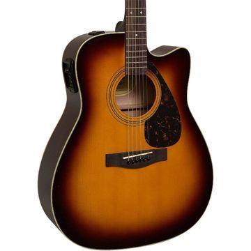 FX335C Dreadnought Acoustic-Electric Guitar