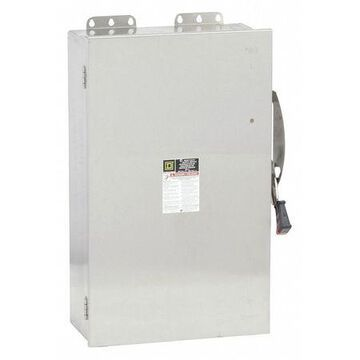 Square D By Schneider Electric HU364DS 200 Amps AC 600VAC Single Throw Safety