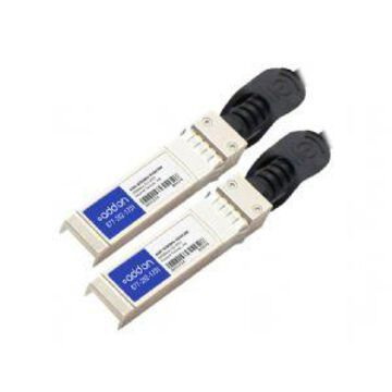 AddOn - 10GBase direct attach cable - SFP+ to SFP+ - 10 ft - twinaxial