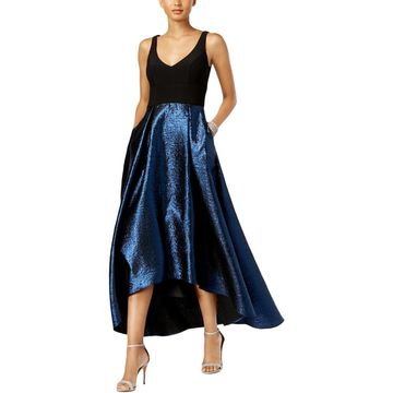 Xscape Womens Evening Dress Hi-Low Formal